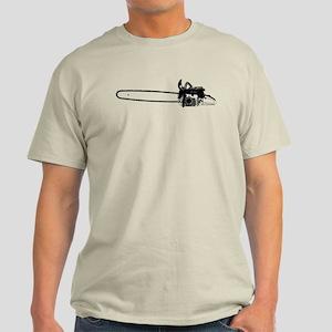 Chainsaw Light T-Shirt