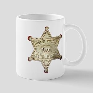 Wind River Police Mug
