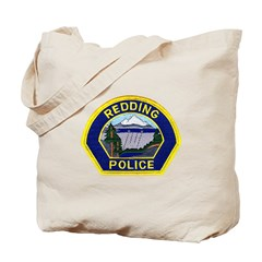 Redding Police Tote Bag