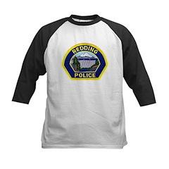 Redding Police Kids Baseball Jersey