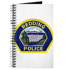 Redding Police Journal