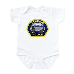 Redding Police Infant Bodysuit