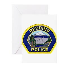 Redding Police Greeting Cards (Pk of 20)