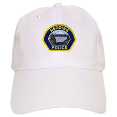 Redding Police Baseball Cap