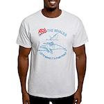 Arm the Whales Men's Light T-Shirt