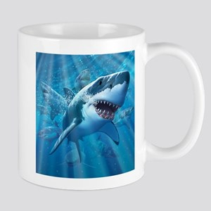 Great White 2 Mug