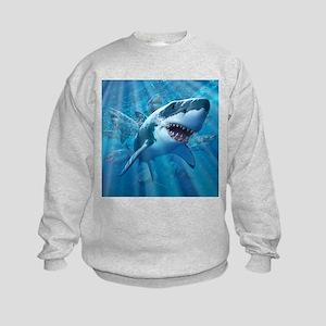 Great White 2 Kids Sweatshirt