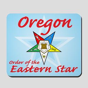 Oregon OES Mousepad
