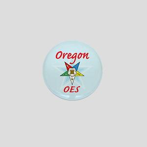Oregon OES Mini Button