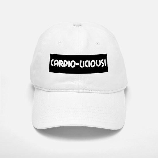 Cardiolicious Baseball Baseball Cap