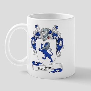 Crichton Family Crest Mug