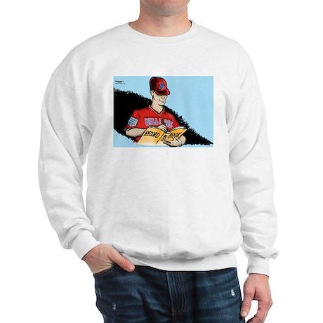 Editorial Cartoon Sweatshirt