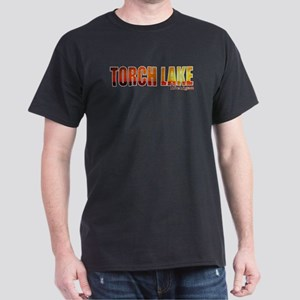 Torch Lake, Michigan Dark T-Shirt