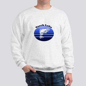Torch Lake, Michigan Sweatshirt