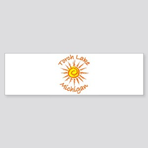 Torch Lake, Michigan Bumper Sticker