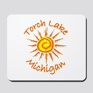 Torch Lake, Michigan Mousepad