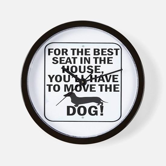 Best Seat Wall Clock