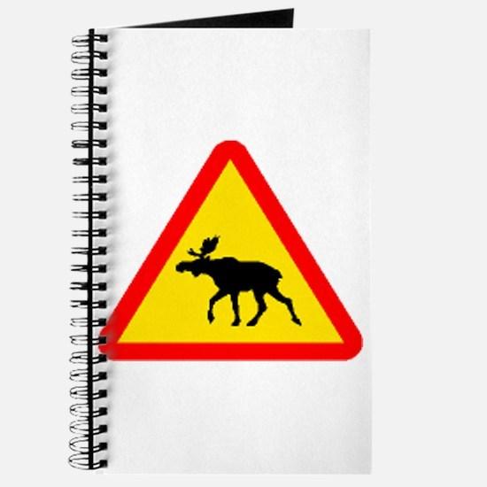 Moose Sign Journal