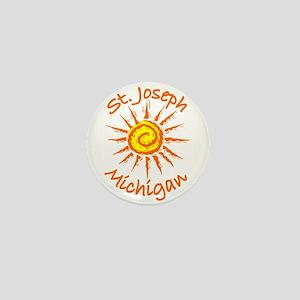 St. Joseph, Michigan Mini Button
