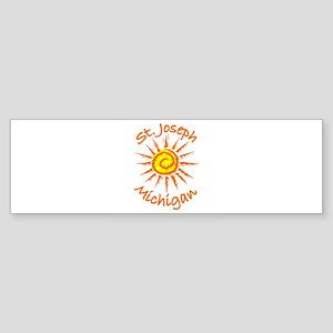 St. Joseph, Michigan Bumper Sticker