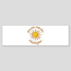 South Haven, Michigan Bumper Sticker