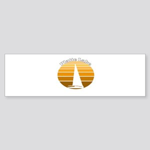 Platte Lake, Michigan Bumper Sticker