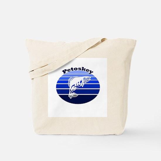 Petoskey, Michigan Tote Bag