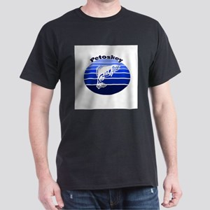 Petoskey, Michigan Dark T-Shirt