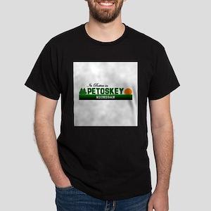 Its Better in Petoskey, Michi Dark T-Shirt