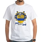 Cuthbert Family Crest White T-Shirt