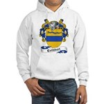 Cuthbert Family Crest Hooded Sweatshirt