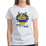 Cuthbert Family Crest Women's T-Shirt