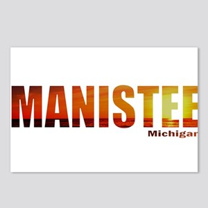 Manistee, Michigan Postcards (Package of 8)
