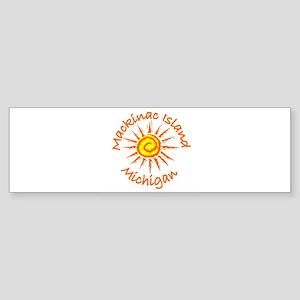 Mackinac Island, Michigan Bumper Sticker
