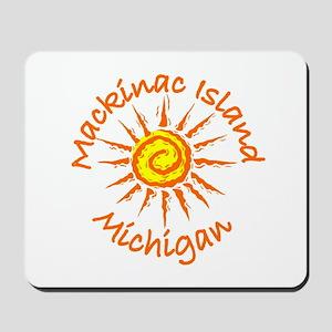 Mackinac Island, Michigan Mousepad