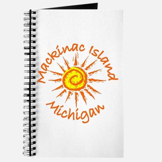 Mackinac Island, Michigan Journal