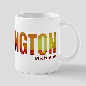 Ludington, Michigan Mug