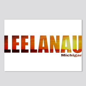 Leelanau, Michigan Postcards (Package of 8)