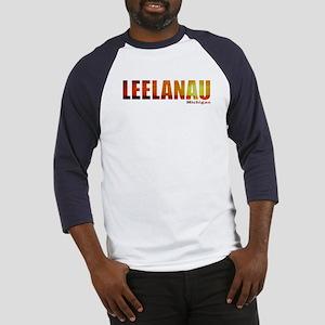 Leelanau, Michigan Baseball Jersey