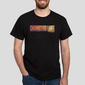Houghton Lake, Michigan Dark T-Shirt
