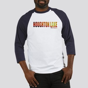 Houghton Lake, Michigan Baseball Jersey