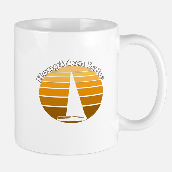 Houghton Lake, Michigan Mug