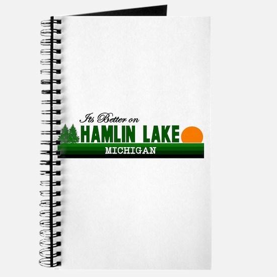 Its Better on Hamlin Lake, Mi Journal