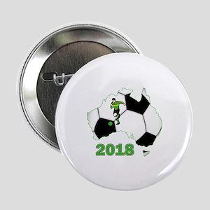 "Football World Cup Australia 2018 2.25"" Button"