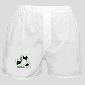 Football World Cup Australia 2018 Boxer Shorts