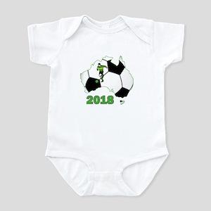 Football World Cup Australia 2018 Infant Bodysuit
