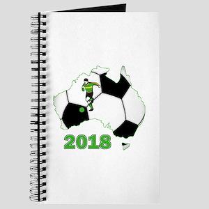 Football World Cup Australia 2018 Journal