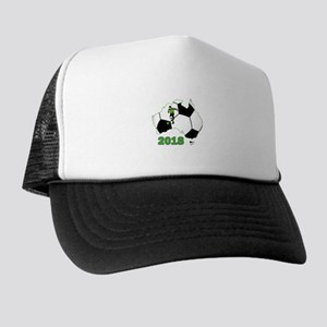 Football World Cup Australia 2018 Trucker Hat