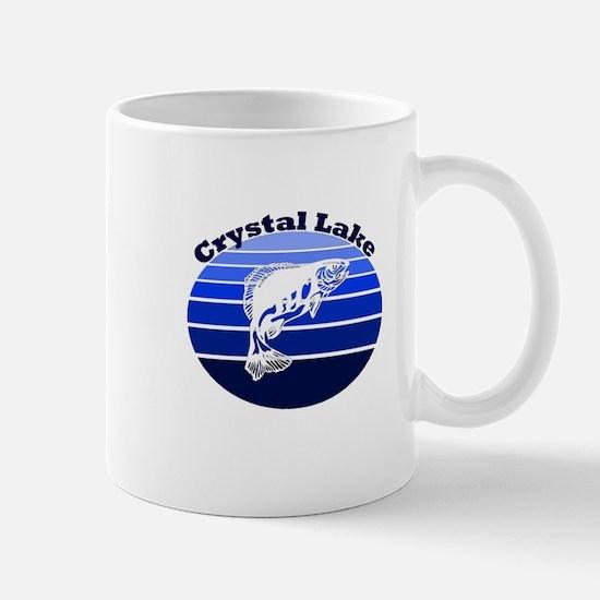 Crystal Lake, Michigan Mug