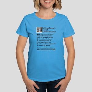 Housekeepers' Law Women's Dark T-Shirt